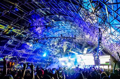 Lasers & Lights @ Coachella