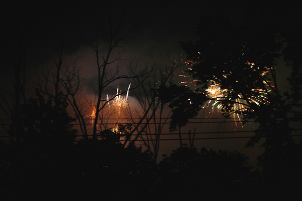 Coal Region Fireworks