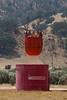 The La Brea Fire in central California