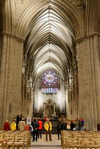 NIdaros Cathedral, Trondheim.