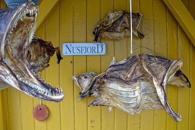 Nusfjord, Lofoten Islands.
