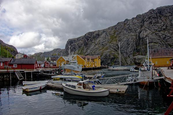 Nusfjord.