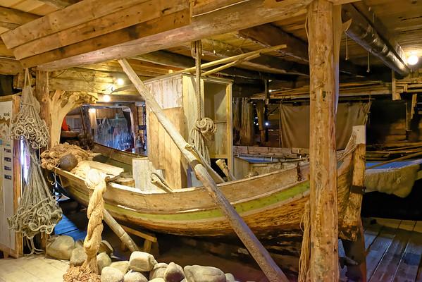Village of A, Lofoten Islands.