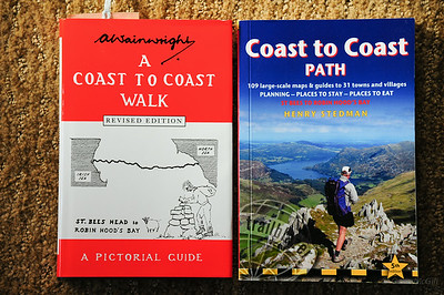 Coast to Coast 1: Getting There