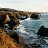 Gleason Beach just north of Bodega Bay.