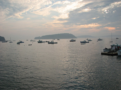 Bar Harbor - Early Morning