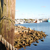 Marina in New Bedford, Massachusetts, New England's former whaling port