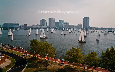 The Cock Island Race is an annual event for Norfolk & Portsmouth, VA