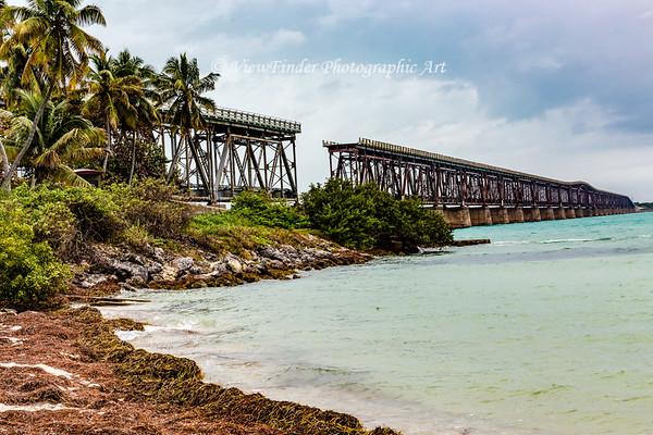 Bahai Honda Rail Bridge