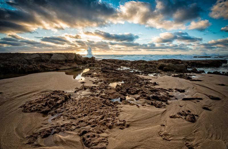 St Andrews Beach @ Sunset