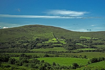 Southern Ireland countryside