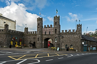 Castle in Macroom