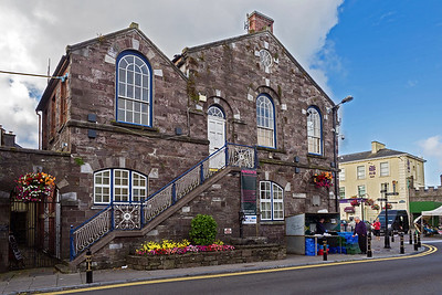 Building in town of  Macroom