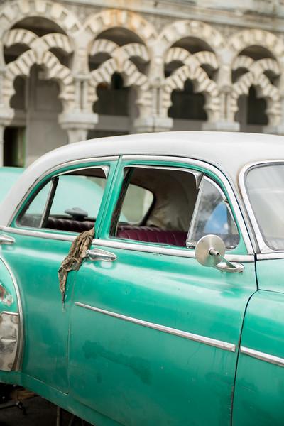 Coches en Cuba