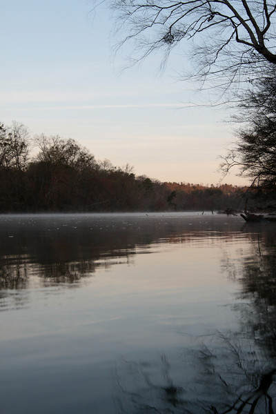 The Chattahoochee River National Recreation Area