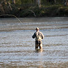 Fly Fishing at Cochran Shoals in the Chattahoochee River National Recreation Area