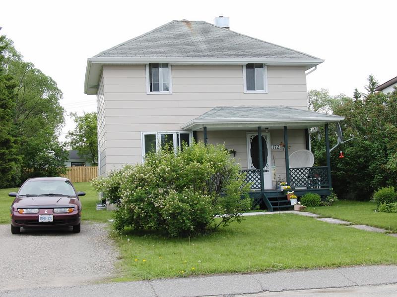 House on 13th Street in Cochrane