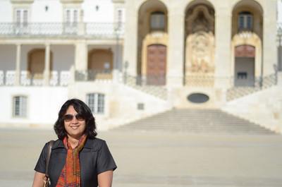 Coimbra,Portugal - Nov 2011