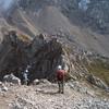 Descent Via Ferrata Col Ombert