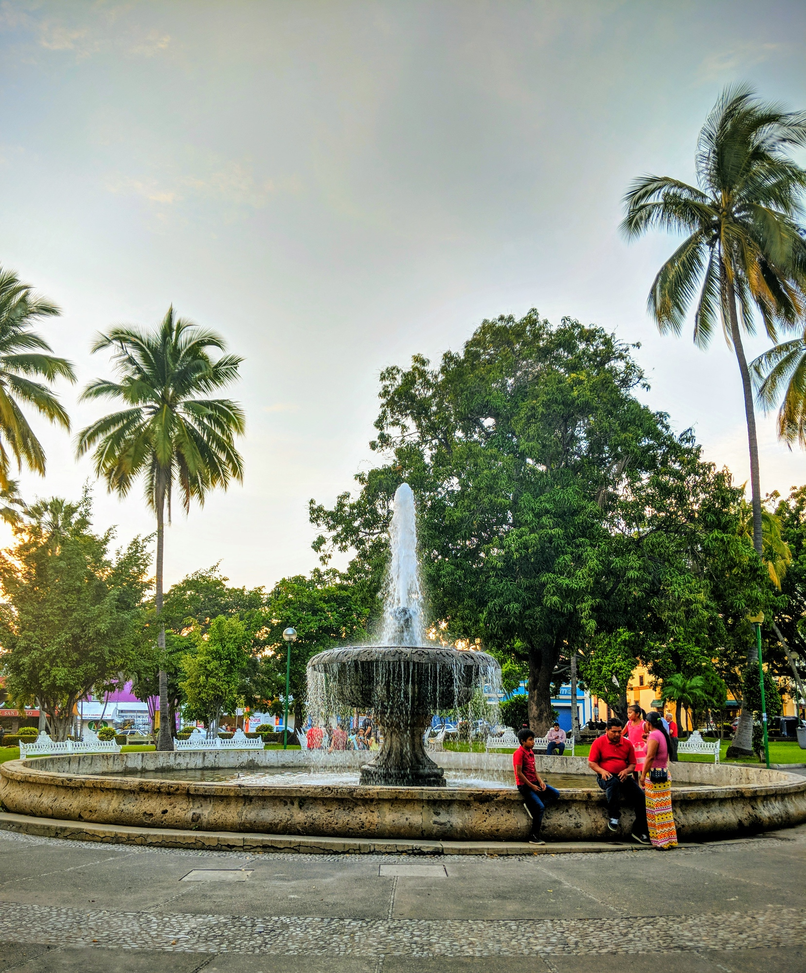 Jardin Nunez is one of the best things to do in Colima Mexico, discover the other great things in this underrated city.