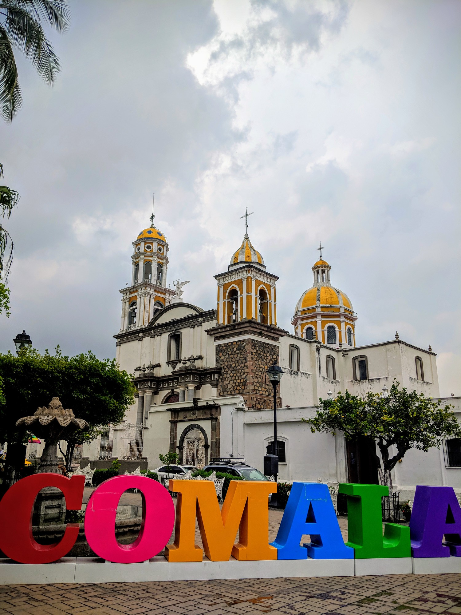 Comala Colima is a Pueblo Magico and one of the best day trips from Colima CIty