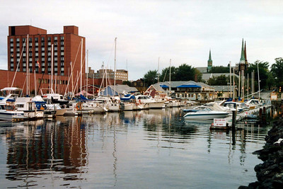 Charlottetown harbor - 1994