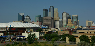 Mpls skyline from 7 corners