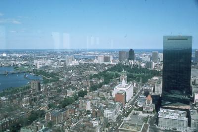 Downtown Boston - 1976