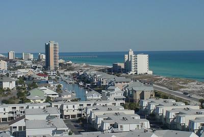 Pensacola Beach, FL  2002