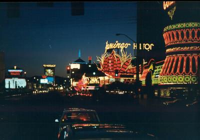 Vegas Lights 1990 Grand Canyon NP