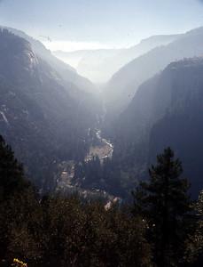 Yosemite Valley 1974 #5