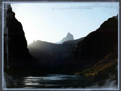 1990 Colorado River - Grand Canyon NP Grand Canyon NP