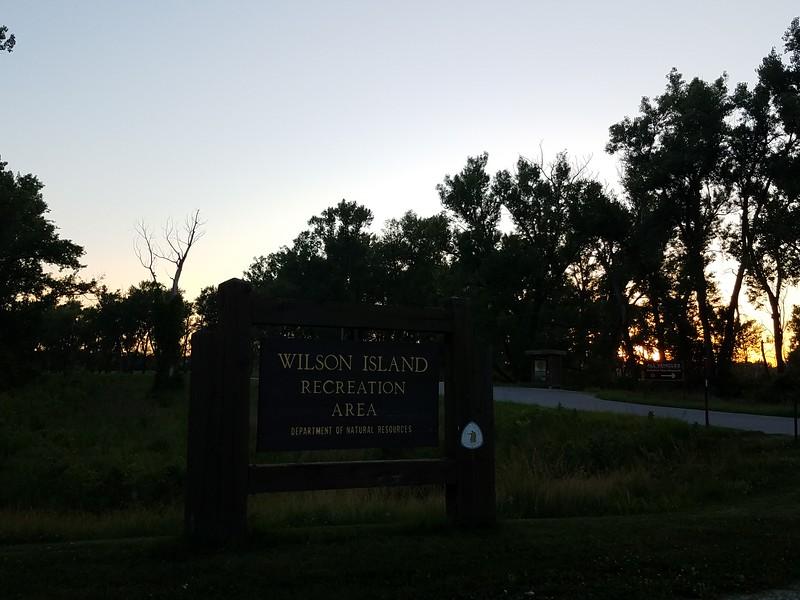 Wilson Island State Park