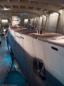 German U-boat #505