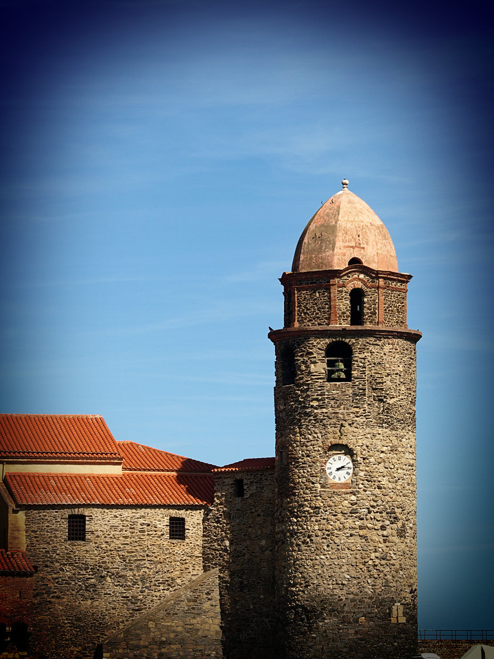 Collioure Bell Tower