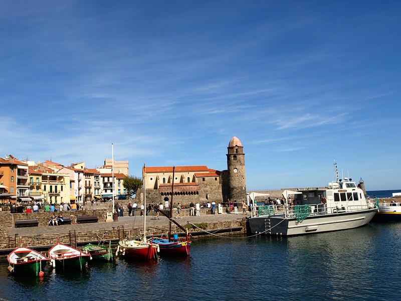Collioure Docks