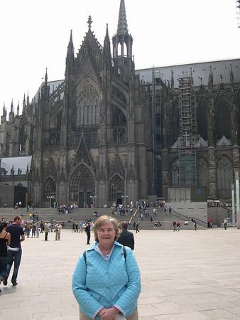 Cologne, Rudesheim, Rhine Valley May 5-6 2007