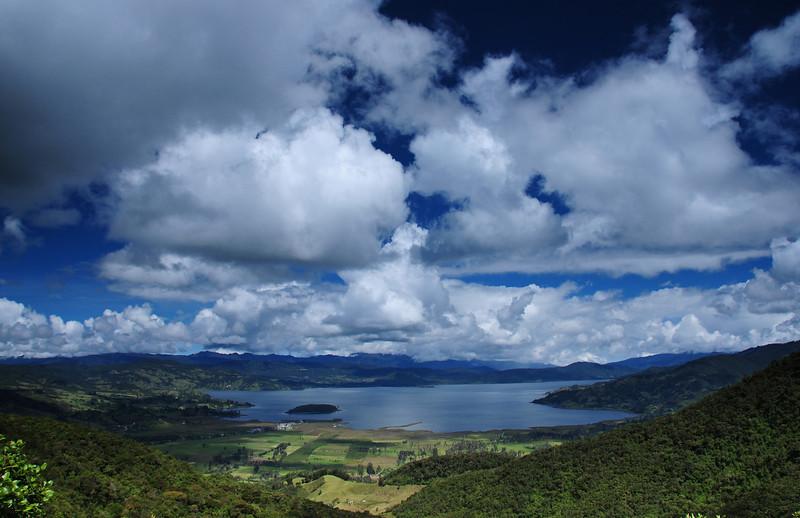 Laguna La Cocha,  Colombia