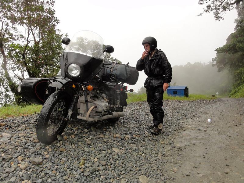 Mocoa - Pasto road,  Colombia
