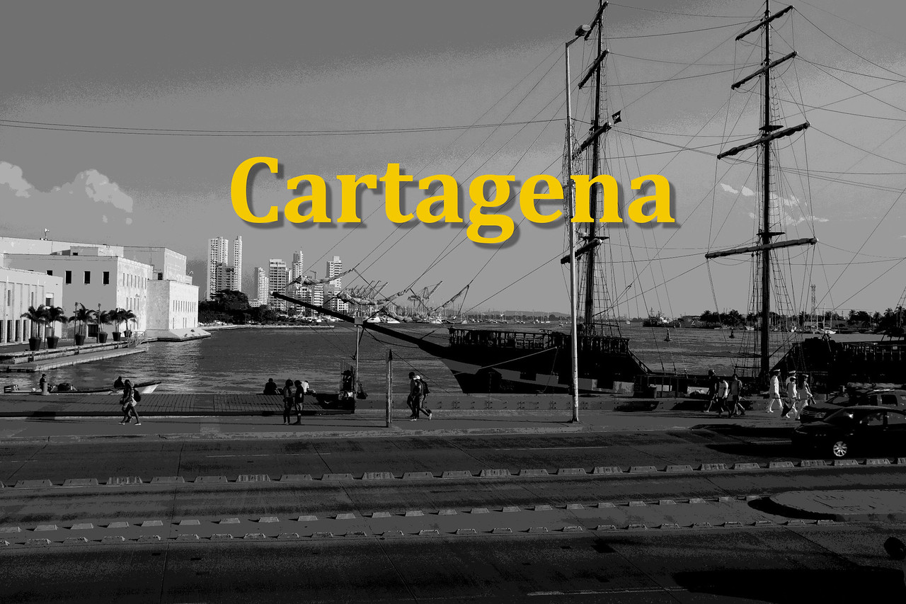 2016 COL 000 Cartagena