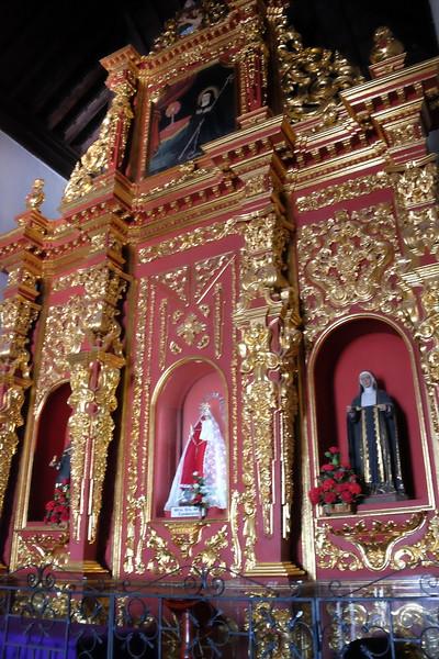 The sanctuary of Santa Cruz de la Popa