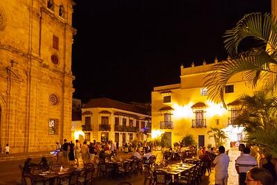 Cartagena by Night