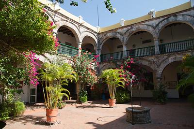 Inside La Popa - Cartagena, Colombia (January 2013)