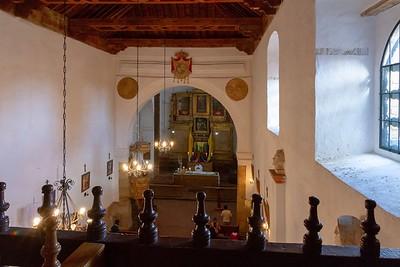 The Chapel at La Popa - Cartagena
