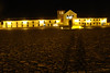 11-30-09 - My 1st look at the Plaza Mayor in the center of Villa de Leyva.