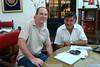 Me & the Mayor of Villa de Leyva.