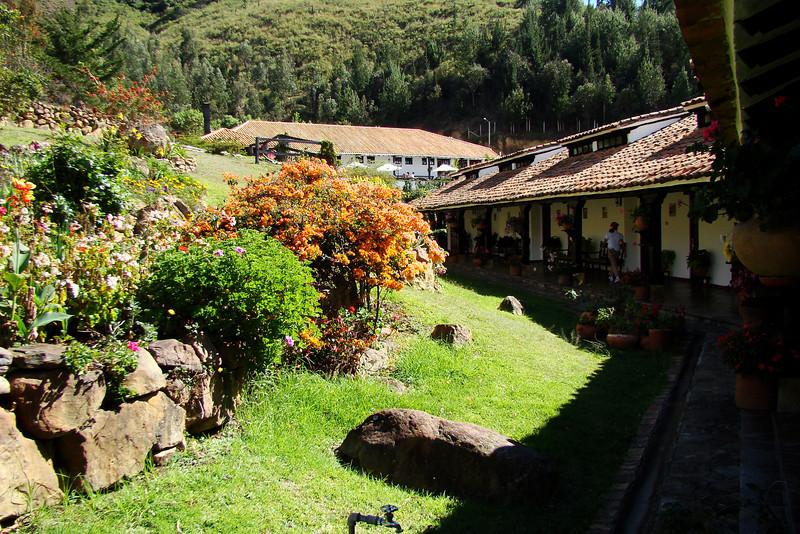 Very nice Hotel Duruelo.