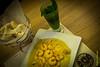 Crepes saladas con camarones al curry (18.900 COP/7,4 EUR/9,8 USD) - Crepes & Waffles - Aeropuerto Internacional El Dorado - Bogota - Colombia<br /> <br /> Salted pancakes with shrimps in curry sauce (18.900 COP/6,2 GBP/9,8 USD) - Crepes & Waffles - El Dorado International Airport - Bogota - Colombia<br /> <br /> Zoute pannenkoeken met scampis in currysaus (18.900 COP/7,4 EUR) - Crepes & Waffles - El Dorado Internationale luchthaven - Bogotá - Colombia<br /> <br /> Crêpes salées aux scampis à la sauce curry (18.900 COP/7,4 EUR) - Crepes & Waffles - Aeropuerto El Dorado - Bogota - Colombie