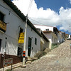 Back in San Gil proper, where streets are steep