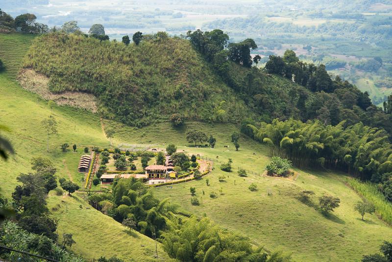 Another hacienda adjacent to San Alberto